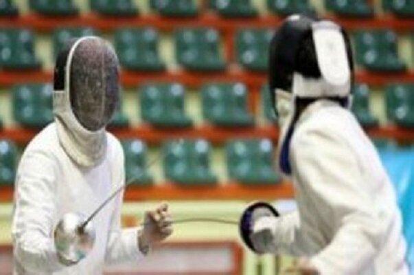 بانوان شمشیرباز آذربایجان شرقی به مسابقات آسیایی اعزام شدند
