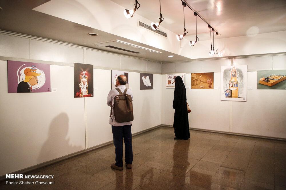 مهر گزارش میدهد؛ فرصتی برای اعتراض هنرمندانه/ از افطار انگلیسی تا جشن تولد ملکه!