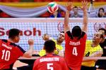 تیم ملی والیبال نشسته ایران قهرمان آسیا شد