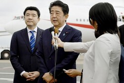 آبي: تحاول اليابان قدر المستطاع حل التوترات في الشرق الأوسط