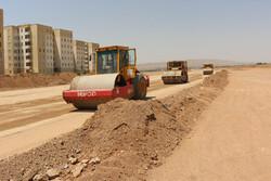 تکمیل پروژه کنارگذر شمالی شهر ساوه در گرو تامین ۲۰۰۰ تن قیر است