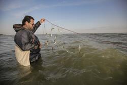 صيد السمك في عطلة اخر الاسبوع/صور