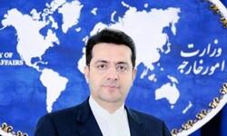 Iran hails Mauritania on new govt.