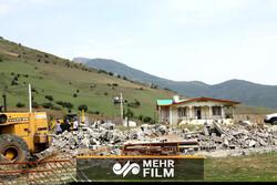 عزم جزم قوه قضاییه در برخورد با متخلفان ساخت و سازهای غیر مجاز