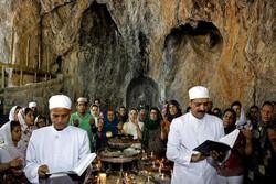 File photo: Zoroastrians observe Pir-e Sabz rituals
