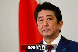 جاپانی وزیر اعظم کا سعد آباد صدارتی محل میں  استقبال