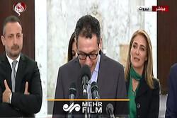 اظهارات «نزار زکا» در کنفرانس مطبوعاتی بیروت