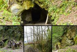تور زیرزمینی در اعماق معدن/ گذر از دنیای رنگارنگ جنگل به جهانی سیاه و سفید
