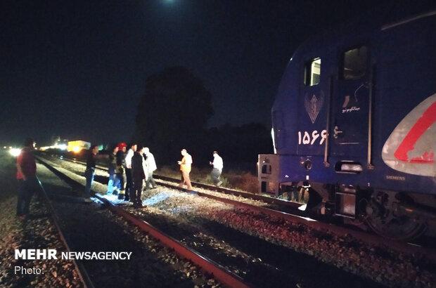 حال ۴۵ مسافر قطار همدان-مشهد خوب است/اعزام تیم های امدادی