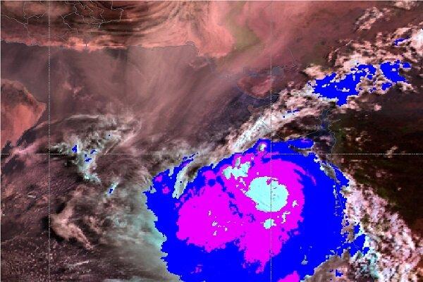 طوفان حارهای «وایو» تضعیف میشود
