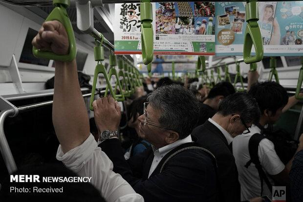 متروی توکیو
