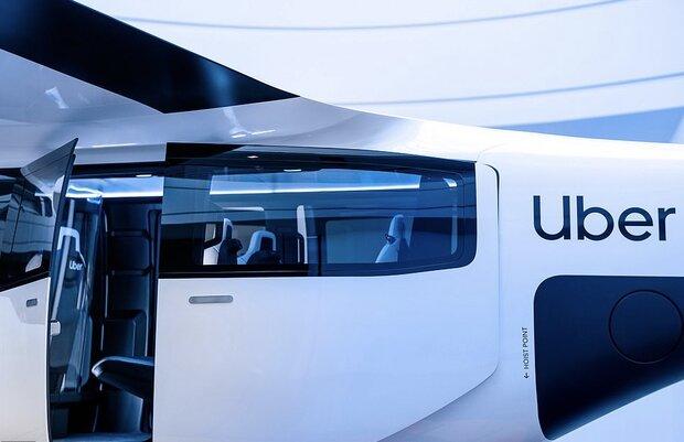 شرکت اوبر, تاکسی اینترنتی, نوآوری, خودروی پرنده