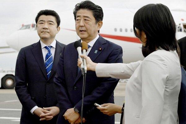 تمایل نخست وزیر ژاپن برای دیدار دوباره با رئیس جمهوری ایران