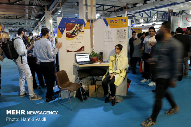 ارائه دستاوردهای الکترونیک و دیجیتال کشور درنمایشگاه الکامپ