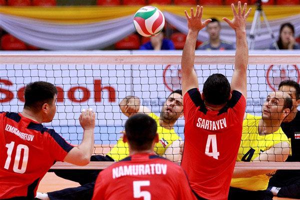 والیبال نشسته, تیم والیبال نشسته, تیم ملی والیبال نشسته ایران