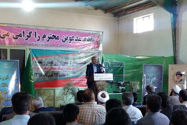 معاون سازمان تحقیقات و آموزش کشاورزی خبر داد: فعالیت 1400 مرکز تحقیقاتی کشاورزی در کشور