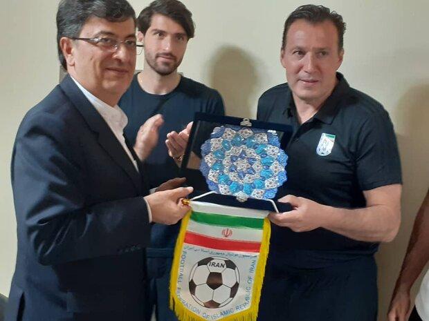 تیم ملی فوتبال ایران, مارک ویلموتس, کره جنوبی