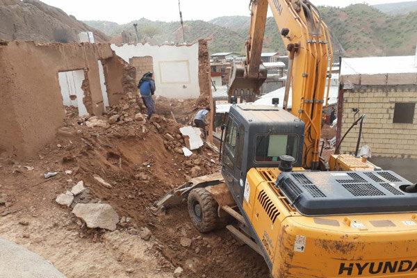 بنیاد مسکن قزوین ۳ هزار واحد مسکونی برای سیل زدگان لرستان می سازد