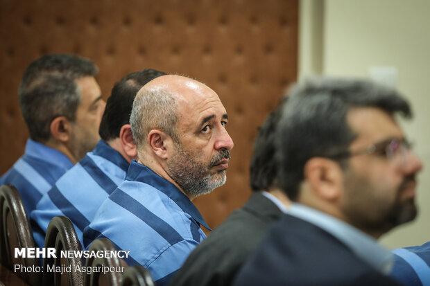 هشتمین جلسه دادگاه رسیدگی به اتهامات هادی رضوی و احسان دلاویز
