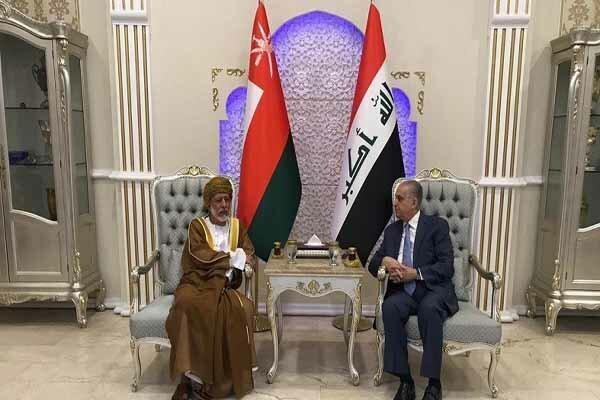 رایزنی وزیران خارجه عمان و عراق در بغداد