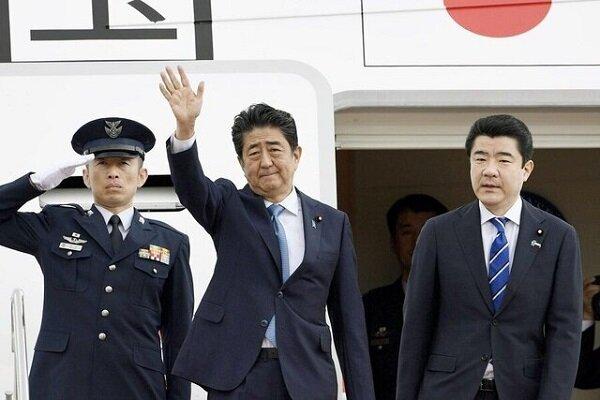Japonya Başbakanı Abe'nin tarihi Tahran ziyareti başladı