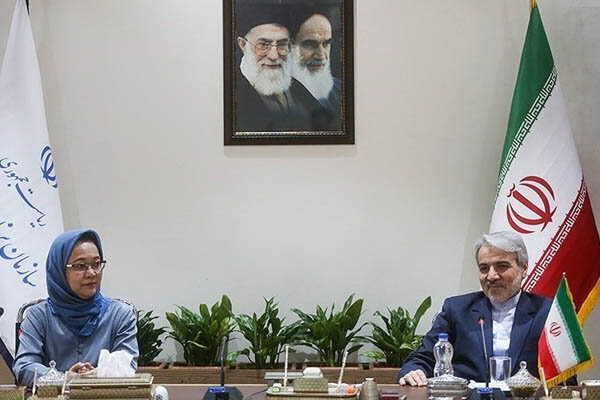 تحریمهای آمریکا تروریسم اقتصادی است | تقویت همکاری ایران و اسکاپ