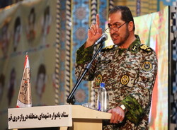 العميد صباحي فرد يوجه تحذيرا لأعداء ايران
