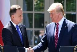 یک هزار نیروی نظامی آمریکایی در لهستان مستقر میشوند