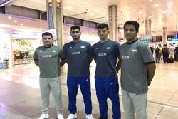 اعزام تیم زیر ۲۱ سال والیبال ساحلی ایران به یونان