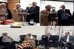 انعقاد تفاهم نامه همکاری میان دانشگاه مذاهب و دانشگاه کشمیر