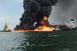 Iranian Navy forces dispatched to aid attacked oil tankers in Oman Sea