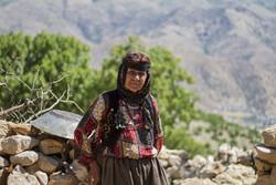 """العشائر المتنقلة في جبال """"هورمان"""" غربي ايران / صور"""