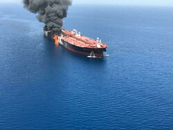 Oil tankers in Oman Sea hit in attack