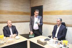 مراسم معارفه عضو جدید شورای اسلامی شهر پردیس برگزار شد