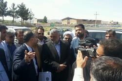 وزیر جهادکشاورزی طرح آبیاری زیرسطحی اراضی فیروزه را افتتاح کرد