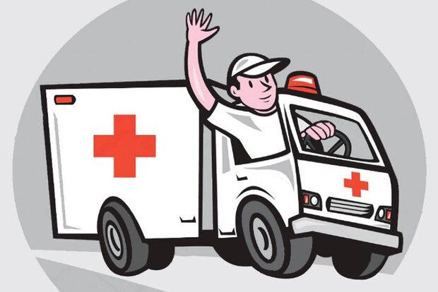راننده آمبولانس در رادیو صبا