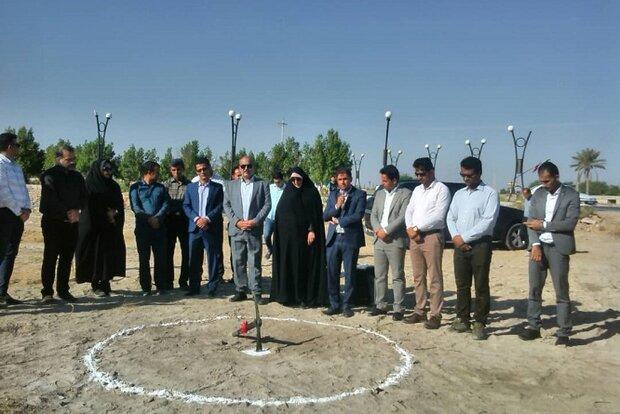 عملیات اجرایی ۱۱ پروژه ورزشی در استان بوشهر آغاز شد