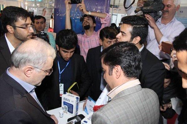 کنترل دیابت با دستگاه تست قند خون ایرانی