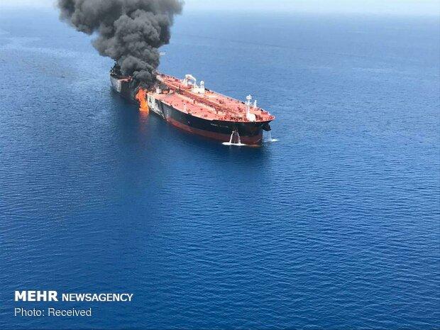 هل تقف إيران وراء الاستهدافات المشبوهة للناقلات النفطية والسفن في ميناء الفجيرة؟
