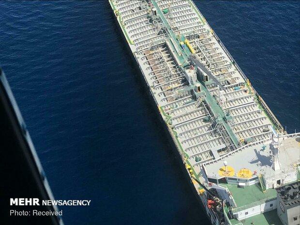 ایران نے برطانیہ کے دوسرے  تیل برداربحری جہاز کو بھی ضبط کرلیا