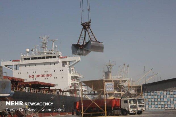 افزایش ٣ درصدی واردات به کشور