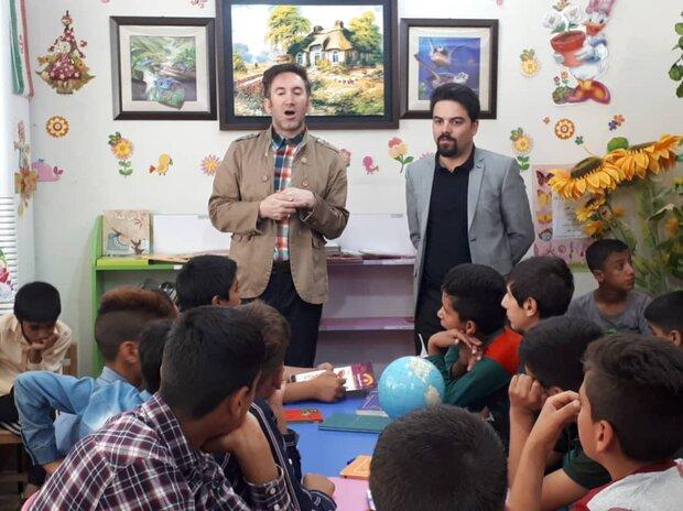 برگزاری برنامه های روز جهانی منع کار برای کودکان در شیراز