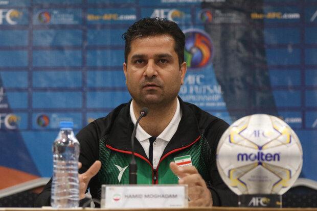 هدف ایران تکرار عنوان قهرمانی آسیا است/ ۳ فینال در پیش داریم