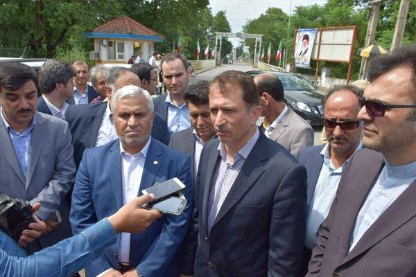 اجرای پروژه تیر الکترونیکی ایران و آذربایجان هفته آینده در آستارا