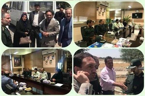صباشهر محل سکونت نخبگان برتر و شهروندان انقلابی است