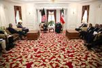 إيران كانت وستبقى الى جانب الحكومة والشعب الافغاني