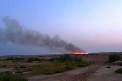 برخورد قضایی با عاملان آتش زدن کاه و کلش مزارع در دزفول