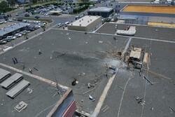 سلاح الجو المسير يستهدف مطار أبها السعودي