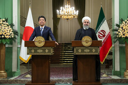 Abe - Rouhani