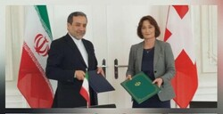 Iran, Switzerland ink deal on protection of Iran's interests in Canada